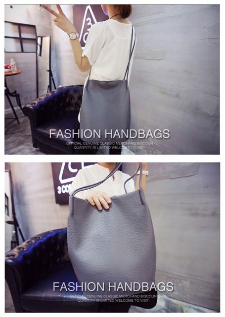 2WAYで使える♪ フェイクレザートートバック 肩掛け ショルダー BAG 鞄 レディーズファッション 夏 新作【予約】TZM-011
