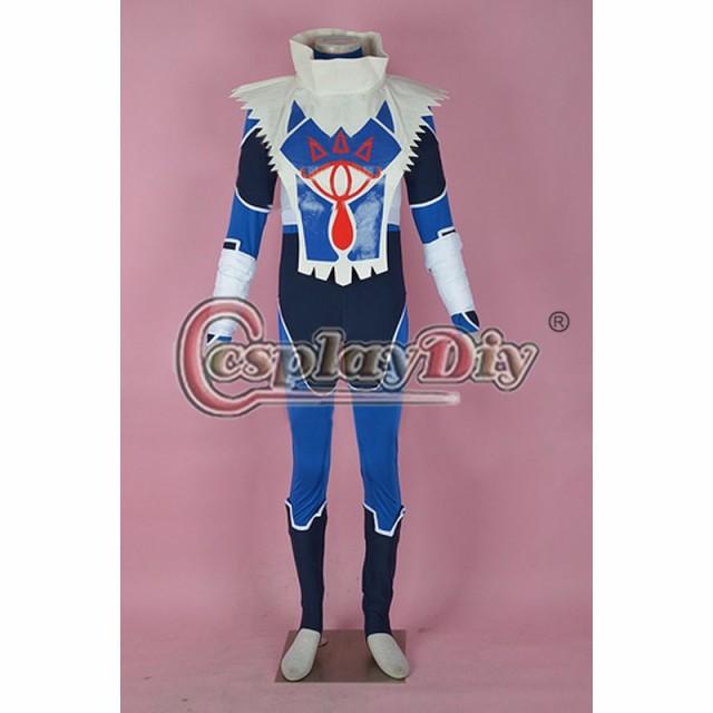高品質 高級コスプレ衣装 ゼルダの伝説 風 シーク タイプ オーダーメイド Sheik Cosplay Costume (2nd) From The Legend of Zelda