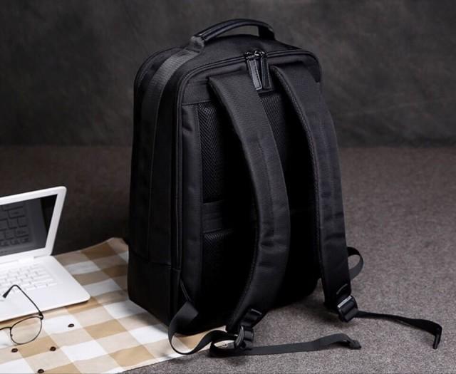 ビジネスリュック ビジネスバッグ A4 大容量 防水 メンズ 鞄 男性 通勤 出張 リュックサック 革 バッグ フォーマル カジュアル
