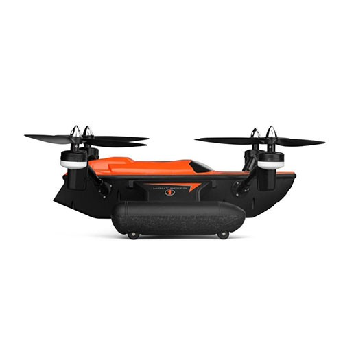 ドローン ラジコン 防水 Q353 TRIPHIBIAN 3in1 陸 海 空 RCカー 2.4GHz LED バッテリー内蔵 送料無料!