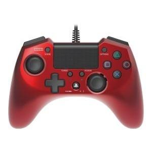 【即日出荷】PS4 ホリパッドFPSプラス for PlayStation 4 レッド コントローラー 900084