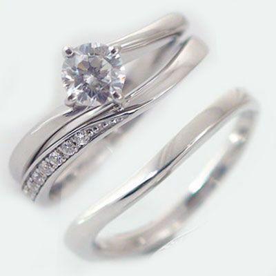 【新作入荷!!】 鑑定書付 ダイヤモンド プラチナ 婚約指輪 エンゲージリング 3本セット 結婚指輪 鑑定書付 マリッジリング 3本セット 結婚指輪 ダイヤ 0.5ct G-SI2-Good Pt900, イスミグン:5636b026 --- chevron9.de
