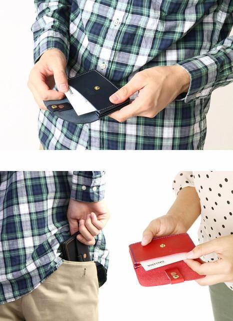 【即納】【送料無料】スロウ SLOW カードケース 名刺入れ トスカーナ toscana メンズ レディース 革 333S08B