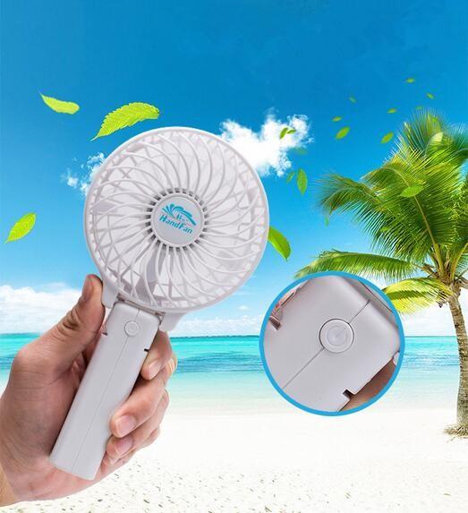 携帯 扇風機 クリップ 電池 卓上 USB 壁掛け ミニ小型 充電  デスクファン  大容量バッテリー付き 使用8時間 夏【B472】メール便不可