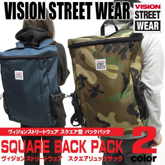 vision street wear リュックサック ヴィジョンストリートウェア バック