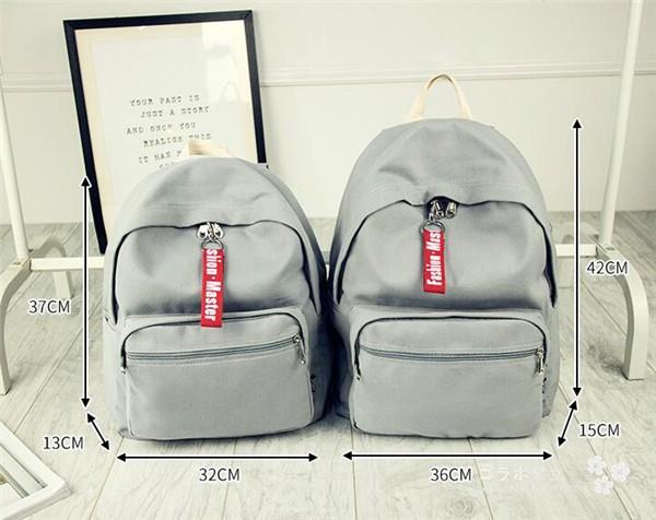 リュック ペアルック リュックサック デイパック マザーズバッグ 収納力 かばん 鞄 大容量 通勤 通学 おしゃれ 男女兼用帆布