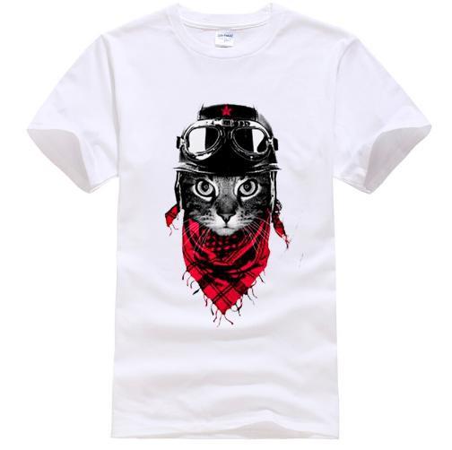 送料無料猫 猫柄 tシャツ レディース 半袖 かわいい イラスト ねこ