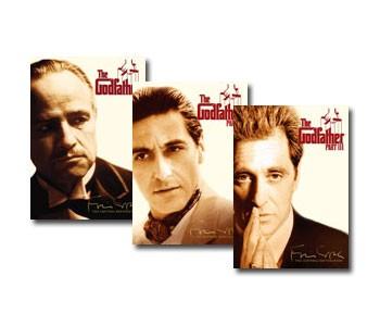 【送料無料】 ゴッドファーザー PART I・II・III <デジタル・リストア版> DVD セット