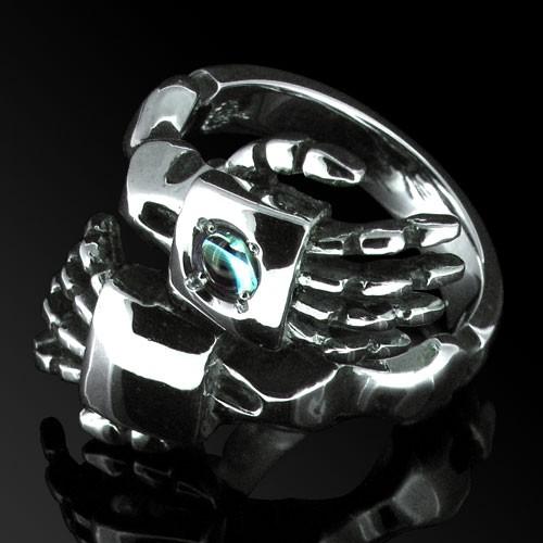 超格安一点 シルバーリング 掌弐-syou2 メンズアクセ 石付きリング メンズリング サイズ9~25号 日本製<WAGARAKU>, イヌヤマシ be098f4e