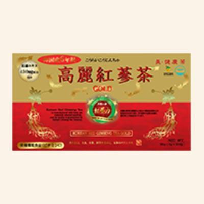 高麗紅参茶ゴールド 3g×30包×3個セット【送料無料】