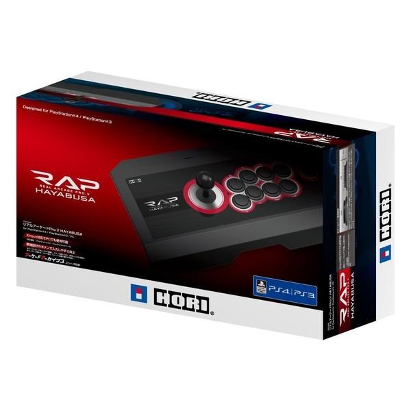 【中古】PS4 リアルアーケードPro.V HAYABUSA PS4/PS3/PC対応 送料無料