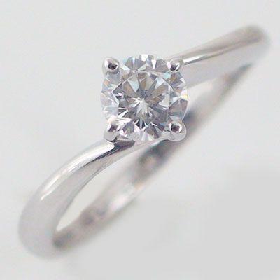 セール 登場から人気沸騰 鑑定書付 ダイヤモンド プラチナ 婚約指輪 エンゲージリング ダイヤ 0.5ct F-VVS1-EX 4本爪 Pt900, Prossimo 9be45531