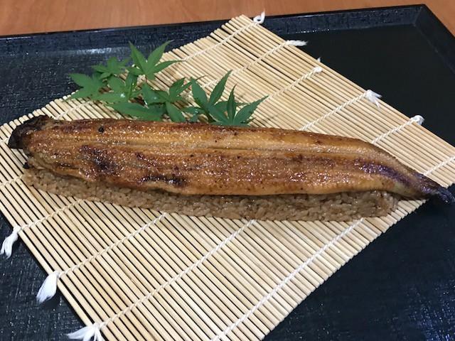送料無料 こい希特製国内産鰻棒鮨 お土産 贈り物
