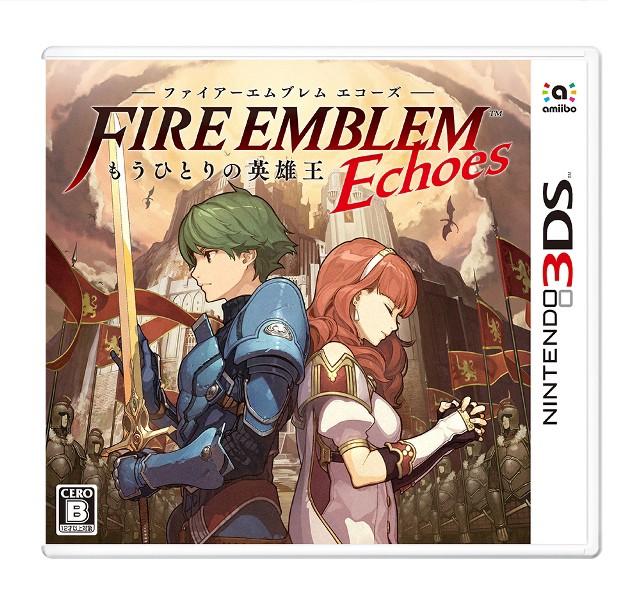 *新品*【3DS】ファイアーエムブレム ecohoes もうひとりの英雄王