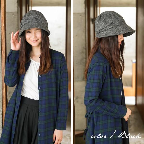 商品名:AWミラクルキャスダウンHAT 帽子 レディース 大きいサイズ 秋 冬 小顔効果 防寒対策