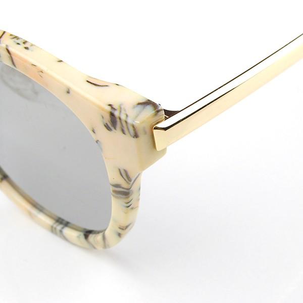 BIGフレームミラーサングラス(全2色)