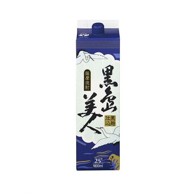 黒島美人 芋焼酎 25度 1800mlパック