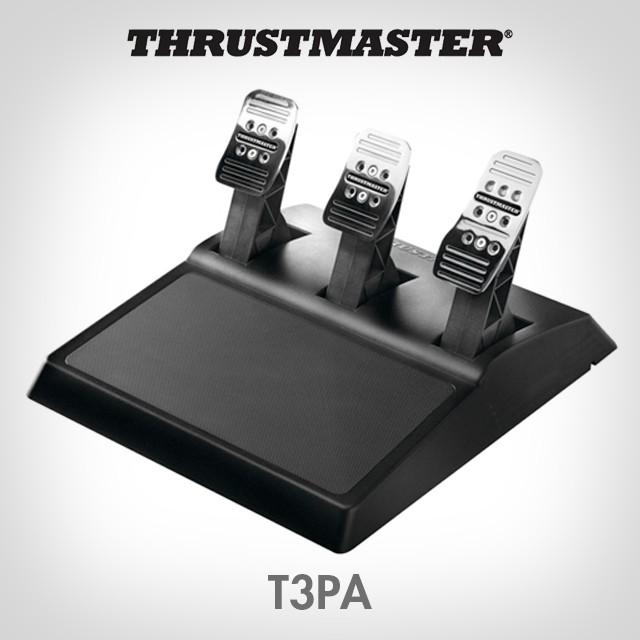 スラストマスター Thrustmaster T3PA ADD-ON Wide Pedal Set 輸入品 PS3/PS4/PC/XOne 対応