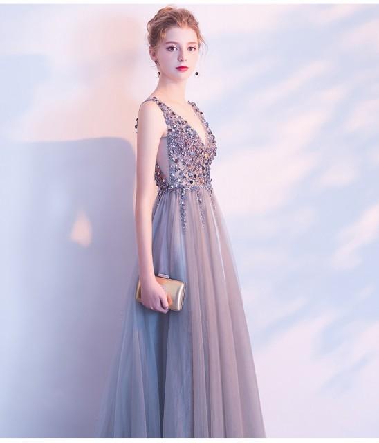 上品さ エレガントロングドレス 二次会ドレス 花嫁 パーティドレス 結婚式 成人式 披露宴 お呼ばれドレス姫系 同窓会 プリンセスドレス