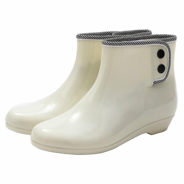 レインブーツ ショートブーツ レディース おしゃれ レインシューズ 雨靴 サイドゴアブーツ スノーブーツ 防水 雨の日 美脚 カジュアル