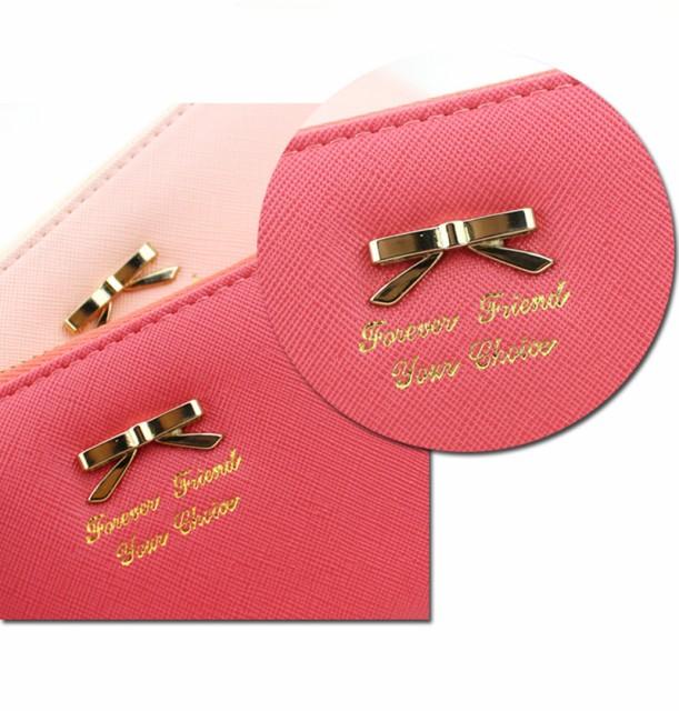 「返品不可」 財布 長財布 お財布レディースサイフさいふ ラウンドファスナー アコーディオン 収納 通帳 プレゼント 母の日 おすすめ