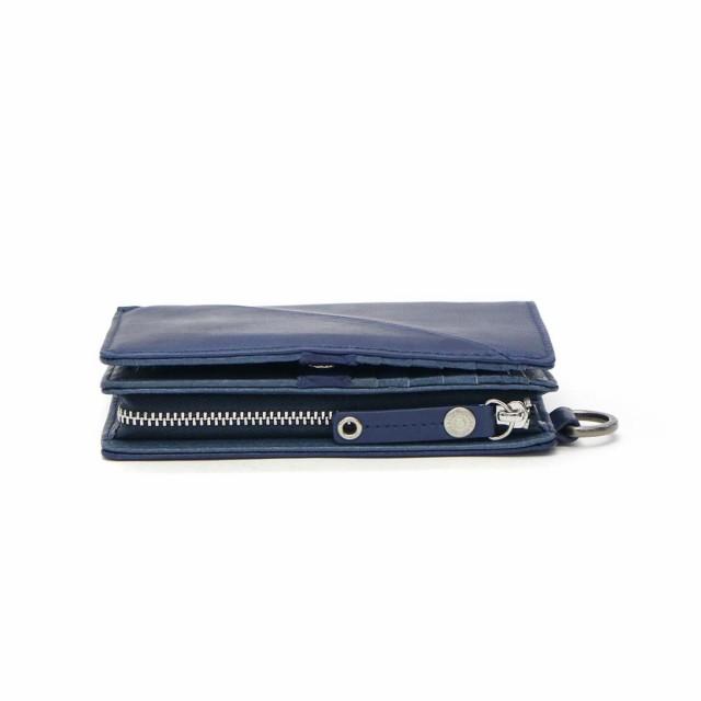 【ポイント10%】【即納・送料無料】ダブルス 二つ折り財布 DOUBLES コンパクト レザー 本革 メンズ レディース DBO-7374