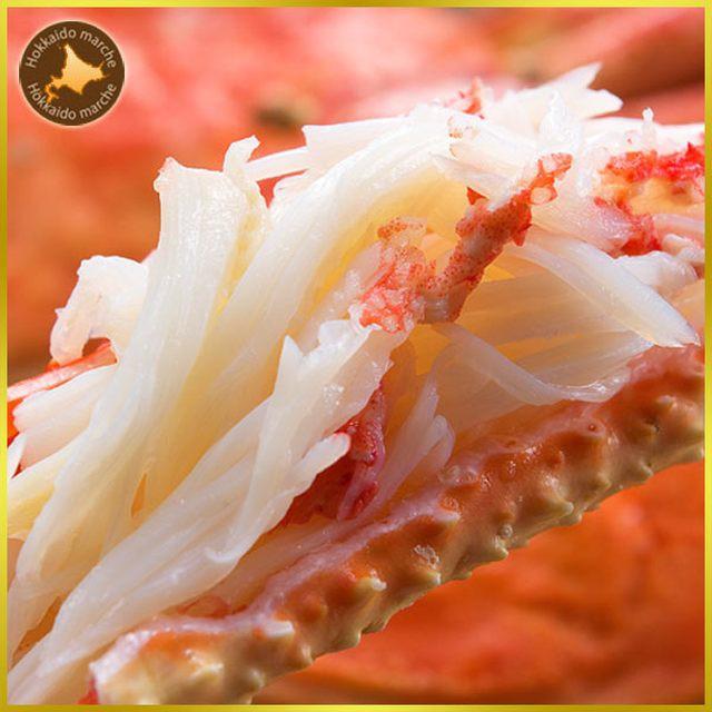 満足海鮮カニセットD 北海道のかに三昧 毛ガニ 1尾 ズワイガニ 1尾 蟹2種&海鮮3種