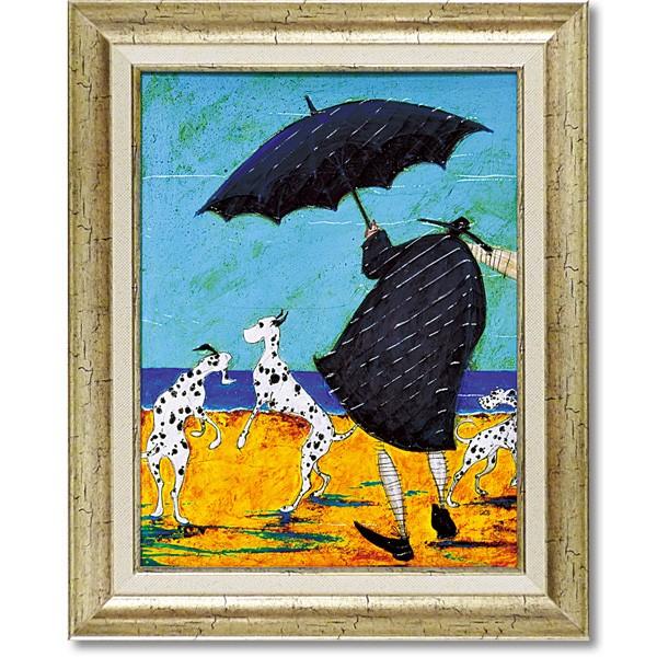 絵画 人気作家 サム トフト 「ジャックの海岸で」 ST-08021 送料無料