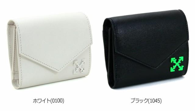 new product ddd80 e7f5b オフホワイト Off-White スモールウォレット SMALL WALLET 三つ折り財布ファスナー OWNC010R 19423057|au  Wowma!(ワウマ)