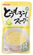 マルサン とうもろこしスープ 180g お得な10個セット