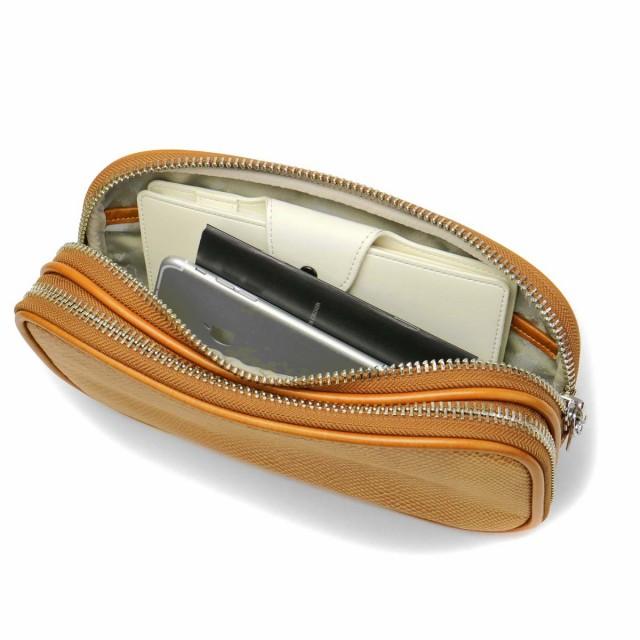 【ポイント10%】【即納・送料無料】アニアリ クラッチバック aniary スケイルレザー Scale Leather セカンドバッグ メンズ 18-08000