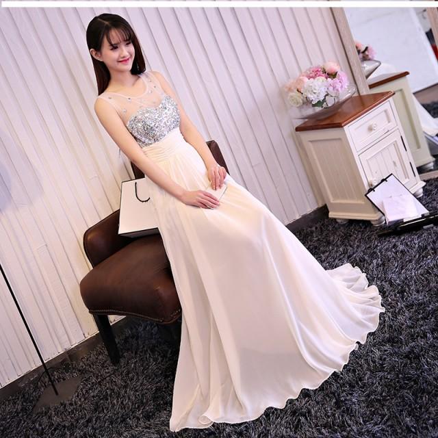 ロングドレス カラードレス 大きいサイズ 5色 着痩せ セクシー バックレス マキシ ワンピース パーティ お呼ばれ 演奏会