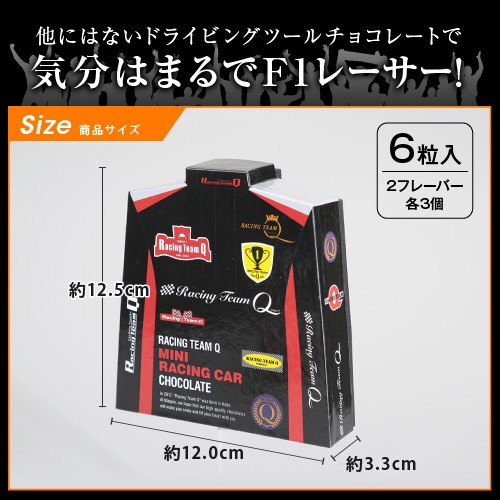 【RTQ】レーシングジャケット おしゃれなジャケットがF1気分を盛り上げる! チョコレート 車 F1