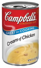 キャンベルチキンスープ濃縮298g(3~4人前)×24缶セット