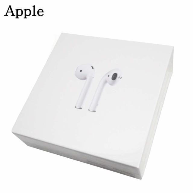 MMEF2J/ Bluetooth対応 Apple AirPods アップル マイク付き A 完全ワイヤレスイヤホン