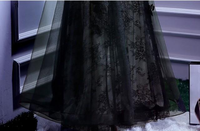 プリント パーティードレス ブライズメイドドレス マキシ丈ワンピ 二次会 着痩せ 20代30代 成人式 プリンセス 誕生日 セクシー