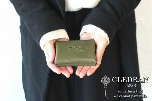 クレドラン CLEDRAN デボール カードケース CL2733