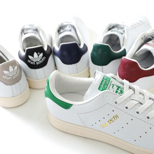 adidas スタンスミス メンズ シューズ レディース アディダス ゴム底 オリジナルス [STAN SMITH] S75076 天然皮革 【公式】