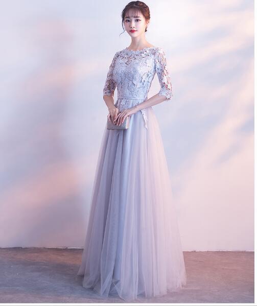 3000f504641f2 ロングドレス シンプルドレスAライン パーティードレス 安い ウエディングドレス 二次会 花嫁 披露宴 ブライダル 結婚