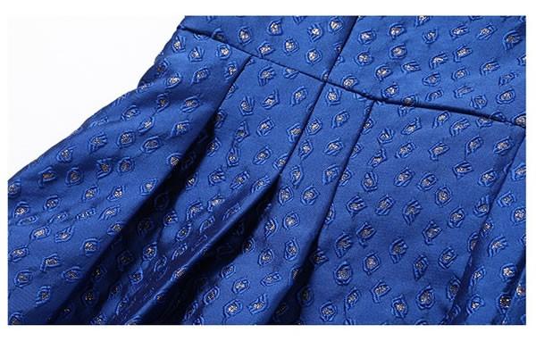 セール ドレス 結婚式 大きいサイズ★ 大人上品感溢れる艶感ジャガード織ドレスワンピース ★ S M L 2L 3L サイズ yoro172