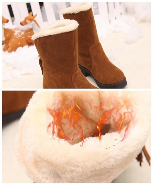 ブーツ ムートンブーツ 裏起毛 暖かい かわいい おしゃれ ショート ブーツ ツイード ツイード素材 レディース ファー ボア 美脚