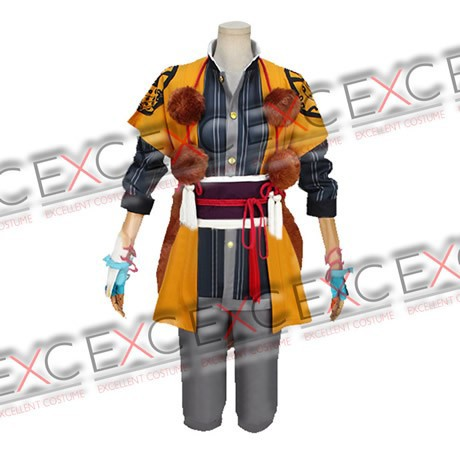 絶対一番安い 刀剣乱舞 山伏国広(やまぶしくにひろ) 風 コスプレ衣装, BIGJOHNJEANS 9af9e401