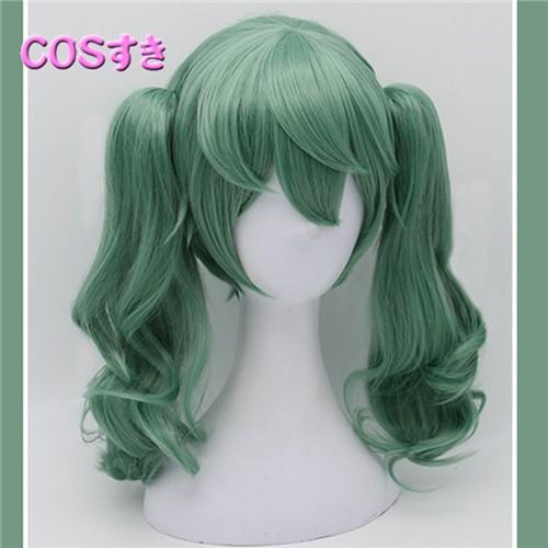 初音ミク ツインテール 風 コスプレウィッグ cosplay wig かつら イベント 仮装用