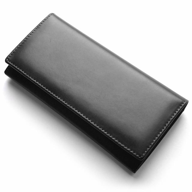 BEAMZSQUARE 財布 メンズ オイルドレザー 牛革 長財布 ブランド ブラック ブラウン BS-1904