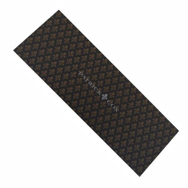 パトリック コックス 紳士ネクタイ PATRICK COX レギュラータイプ PC016-GRAY ギフト プレゼント 贈答品 クリスマス 誕生日