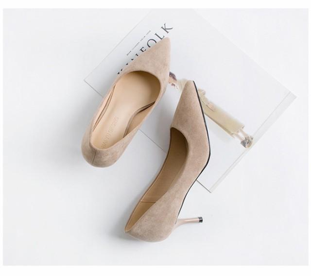 ピンヒール ハイヒール パーティー 二次会 結婚式 靴 シューズ 痛くなりにくい 美脚 アンクルベルト ポインデットトゥ