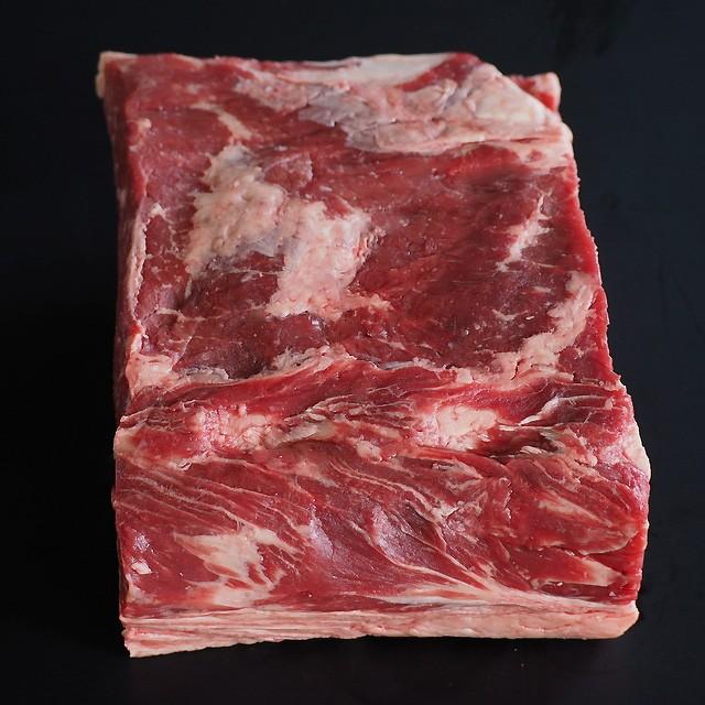 オーストラリア産グラスフェッドビーフ サーロイン 2kg ブロック