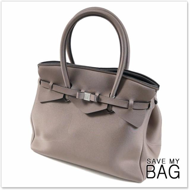 【37%OFF!】SAVE MY BAG セーブマイバッグ Lサイズハンドバッグ MISS 3/4 METALLICS / 10304N LY-ME メタリックブロンズ /2018春夏新作