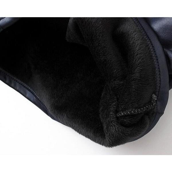 ミニスカート タイトスカート レザースカート 裏ボア スカート 黒 ミディアム丈 レディース フェイクレザー スカート 革 セクシ