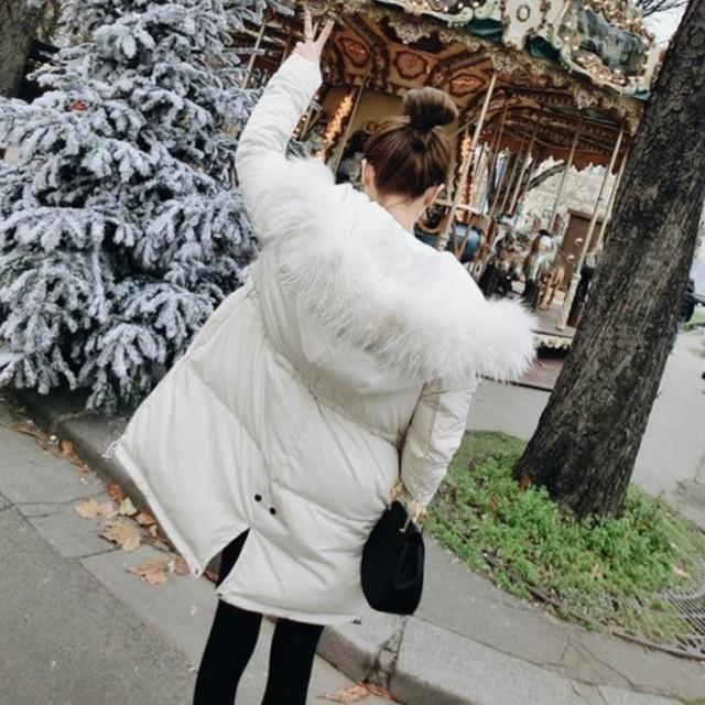 アウター ジャンパー ミリタリーコート中綿コート ロング丈 Aライン キルティング 羽織り ファーフード 厚手 中綿 暖かい 秋 冬